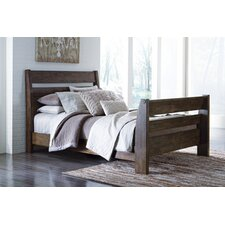 Emerfield Sleigh Bed