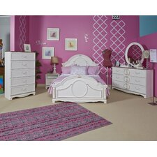 Korabella Panel Customizable Bedroom Set
