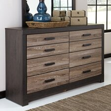 Harlinton 6 Drawer Dresser