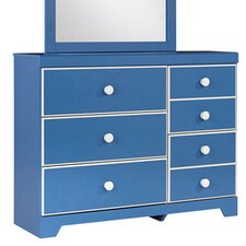 Bronilly 5 Drawer Dresser
