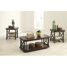 Vinasville 3 Piece Coffee Table Set