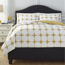 Cyrun 3 Piece Comforter Set