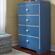 Bronilly 4 Drawer Dresser