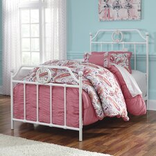 Korabella Metal Bed