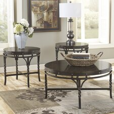 Bryda 3 Piece Coffee Table Set