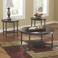 Susan 3 Piece Coffee Table Set