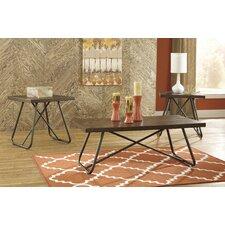 Endota 3 Piece Coffee Table Set