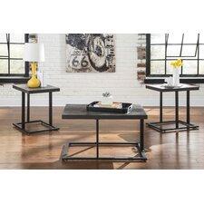 Airdon 3 Piece Coffee Table Set