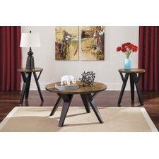 Ingel 3 Piece Coffee Table Set