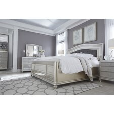 Coralayne Panel Customizable Bedroom Set