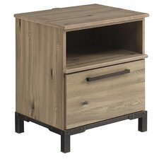 Dexifield 1 Drawer Nightstand