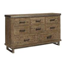 Dondie 8 Drawer Dresser