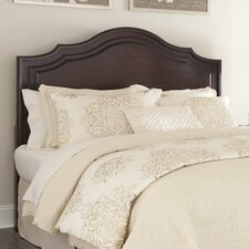 Brulind Wood Headboard