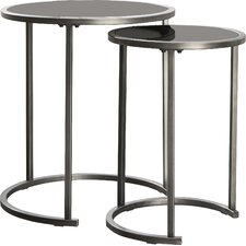 Marxim 2 Piece Nesting Tables