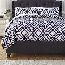 Imelda 3 Piece Comforter Set