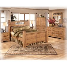 Atlee Panel Customizable Bedroom Set