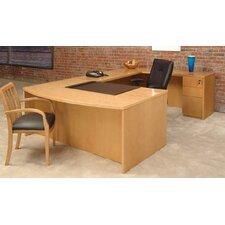 Luminary Series U-Shape Executive Desk