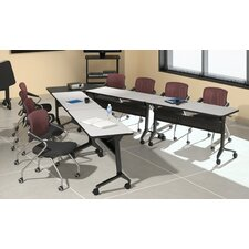 Flip-N-Go Seminar Training Table Set