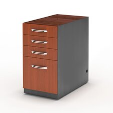 Aberdeen Series 4-Drawer Mobile File Kit