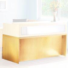 """Aberdeen Series 72"""" Executive Desk"""