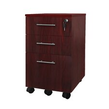 Medina Series 3 Drawer Pedestal File
