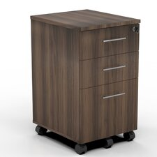 Medina 3-Drawer Mobile Pedestal