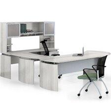 Medina 9-Piece Standard Desk Office Suite