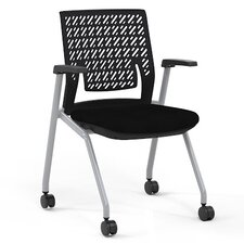 Thesis Flex Back Chair with Arms (Set of 2)