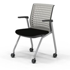 Thesis Training Chair with Arms (Set of 2)