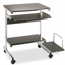 Eastwinds Portrait PC Desk AV Cart