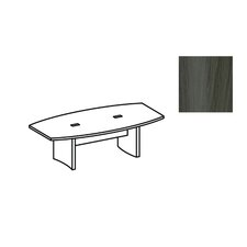Aberdeen 8' Boat Shaped Conference Table
