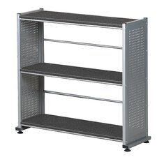 "Eastwinds 31"" H Three Shelf Shelving Unit"