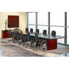 Napoli Series 30' Rectangular Conference Table