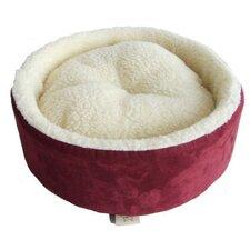 Round Nest Dog Bed