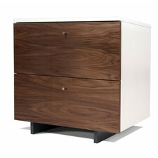 Roh 2 Drawer Nightstand