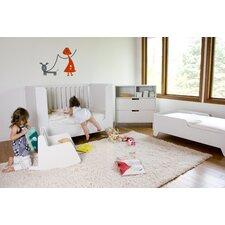 Hiya Convertible Toddler Bed