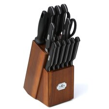 Signature Cutlery 14 Piece Knife Block Set