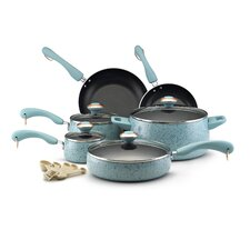 Porcelain 15 Piece Cookware Set