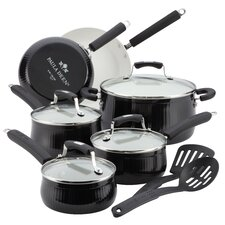 Aluminum Nonstick 12 Piece Cookware Set