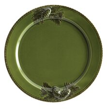 Signature Southern Pine Round Platter