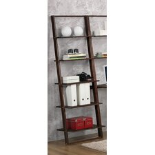 "Arlington Wall 72.4"" Leaning Bookcase"