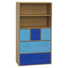"Storage 47.3"" Bookcase"