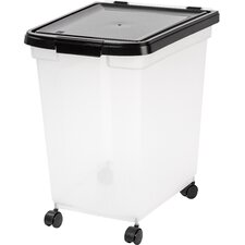 50 lb. Airtight Pet Food Container