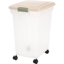 67 Qt. Airtight Pet Food Storage Container