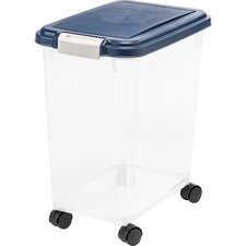 33 Qt. Airtight Pet Food Storage Container