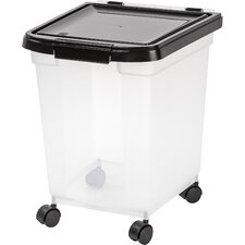 25 lb. Airtight Pet Food Container