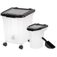 5-Piece Airtight Pet Food Storage Set
