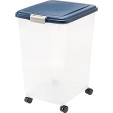 69 Qt. Airtight Pet Food Storage Container