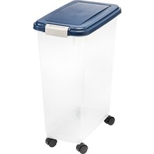 47 Qt. Airtight Pet Food Storage Container