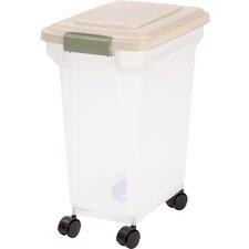 28 Qt. Premium Airtight Pet Food Storage